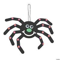 Spider Door Decoration Craft Kit - Oriental Trading ...