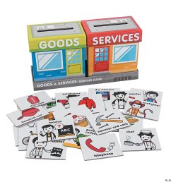 Goods \u0026 Services Sorting Game - Discontinued [ 1500 x 1500 Pixel ]