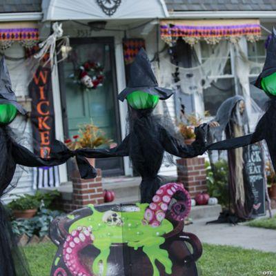 Halloween Decorations Indoor Outdoor Decor Oriental Trading Company