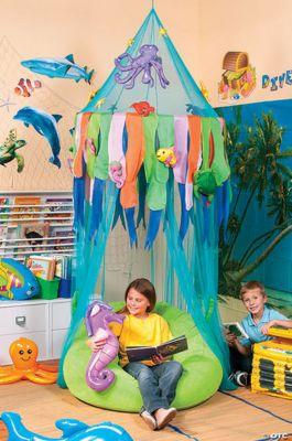 Classroom Library Reading Corner Themes Ideas  Supplies  Oriental Trading Company