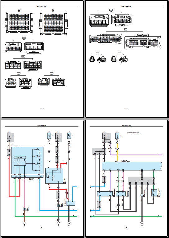 toyota prius 2010  zvw30  service repair manual free