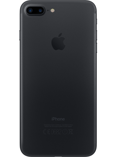 apple iphone 7 plus 128go rec a noir