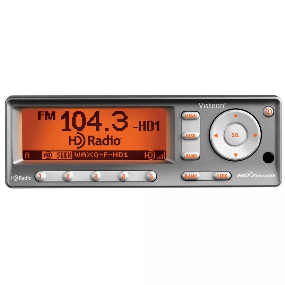 Visteon Satellite Radio
