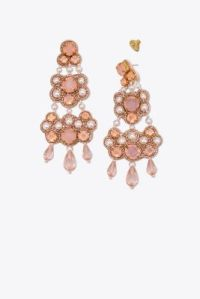 Tory Burch Beaded Chandelier Earring : Women's Earrings ...