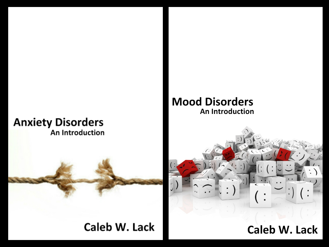 New Books on Mental Health from Caleb Lack! • Great Plains