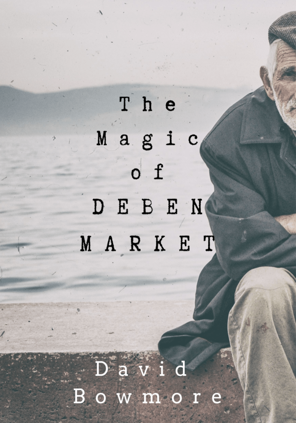 Deben Market Mock Up Cover
