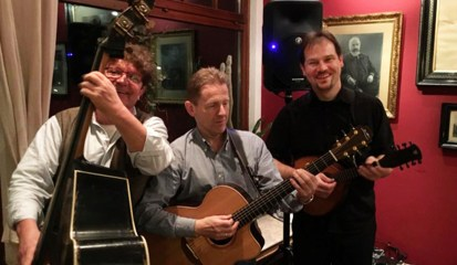 Samstag, 8.6.2019, 20:00 Uhr – Irish folk and more