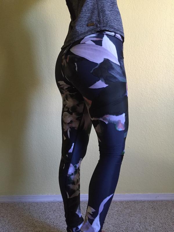 Bent Over In Yoga Pants Wajiyoga Co