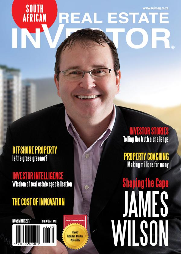 Real Estate Investor Magazine South Africa Real Estate