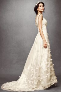 Ethereal Monarch Gown in Bride   BHLDN