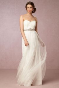 Annabelle Dress ivory in Sale | BHLDN