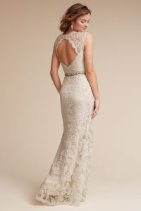 April Gown in Bride Wedding Dresses | BHLDN