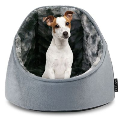 brand new kitchen cost portable island ikea precious tails micro mink round hooded dome pet bed - ...