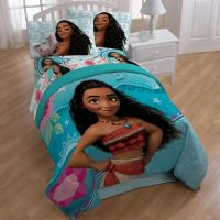 Disney Moana Twin/Full Comforter - Bed Bath & Beyond