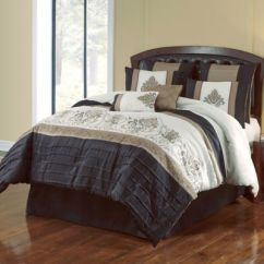 Brand New Kitchen Cost Cabinetry Jacob 8-piece Comforter Set In Black/gold - Bed Bath & Beyond
