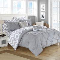 Chic Home Parkerville Comforter Set - Bed Bath & Beyond