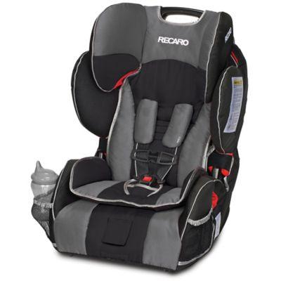 Recaro® Performance Sport Booster Car Seat In Jett Bed