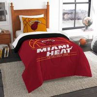 NBA Miami Heat Comforter Set - Bed Bath & Beyond
