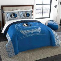 Buy NBA Dallas Mavericks Full/Queen Comforter Set from Bed ...