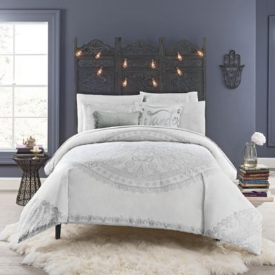 Anthology Astra Medallion Comforter Set  Bed Bath  Beyond