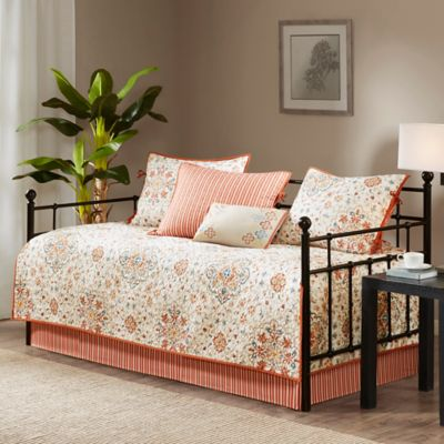 Madison Park Tissa Daybed Set In Ivory Bed Bath Amp Beyond