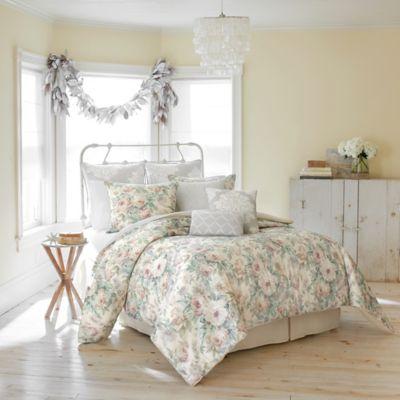Sanderson Amelia Rose Comforter Set