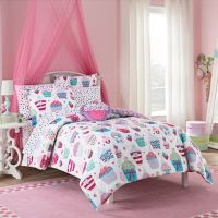 VCNY Cupcake World Comforter Set in Pink - Bed Bath & Beyond