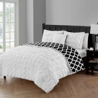 Buy VCNY Scottsdale Reversible Twin XL Comforter Set in ...