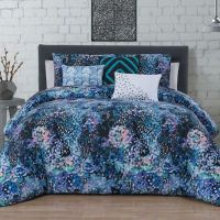 Steve Madden Aura 6-Piece Comforter Set in Purple - Bed ...