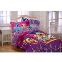 Shimmer & Shine Magical Wonders Comforter Set in Purple ...