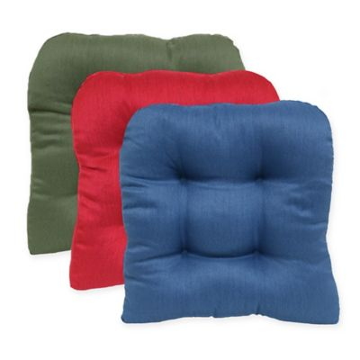 Morocco Non Skid Waterfall Chair Pads Set Of 2 Bed Bath Amp Beyond