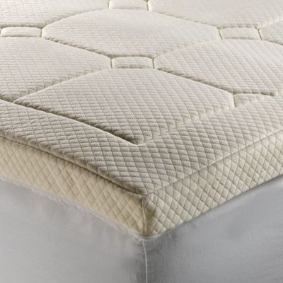 Buy Therapedic Luxury Quilted Deluxe 3Inch Memory Foam