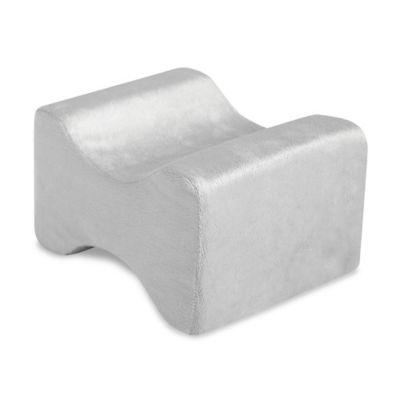 Therapedic Memory Foam Spinal Alignment Pillow in Grey