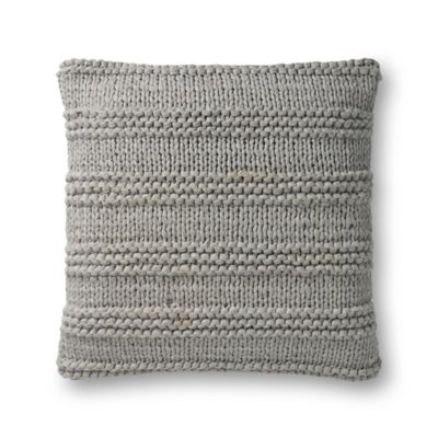 Magnolia Home By Joanna Gaines Amelia 22 Inch Square Throw