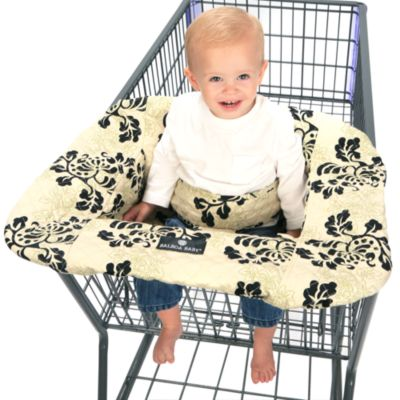 Balboa Baby Shopping Cart and High Chair Cover in Lola