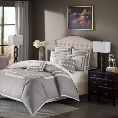 Buy Madison Park Signature Savoy 8Piece King Comforter