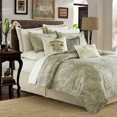 Tommy Bahama Palms Away Comforter Set Bed Bath Amp Beyond