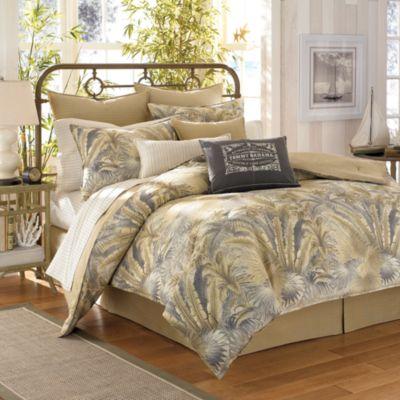 Tommy Bahama Home Bahamian Breeze Comforter Set Bed