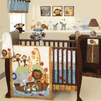 Lambs & Ivy S.S. Noah Bedding Collection - buybuyBaby.com