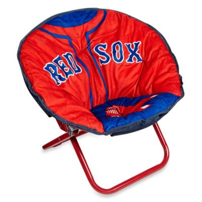 Buy Boston Red Sox Childrens Saucer Chair From Bed Bath