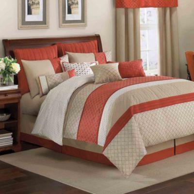 Buy Orange Comforter Sets From Bed Bath Beyond