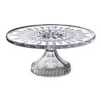 Buy Waterford Lismore Crystal 11-Inch Footed Cake Plate ...