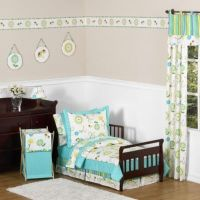 Sweet Jojo Designs Layla Toddler Bedding Collection - Bed ...