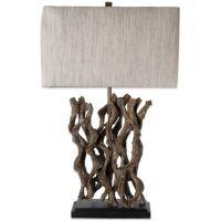 Driftwood Table Lamp - Bed Bath & Beyond