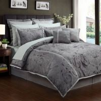 Buy Veronique 12-Piece King Comforter Set from Bed Bath ...