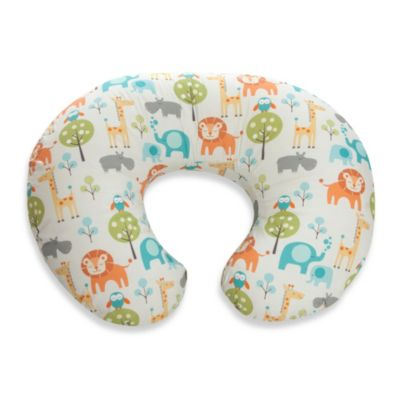Boppy Infant FeedingSupport Pillow with Peaceful Jungle