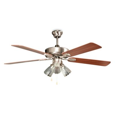Concord Fans San Marcos 52inch 3light Indoor Ceiling Fan