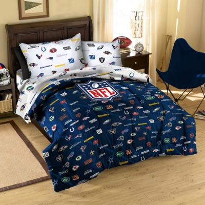 NFL All League TwinFull Comforter Bed Bath Amp Beyond