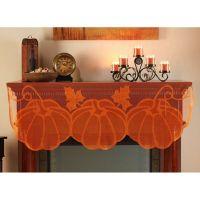 Pumpkin Mantel Scarf - Bed Bath & Beyond