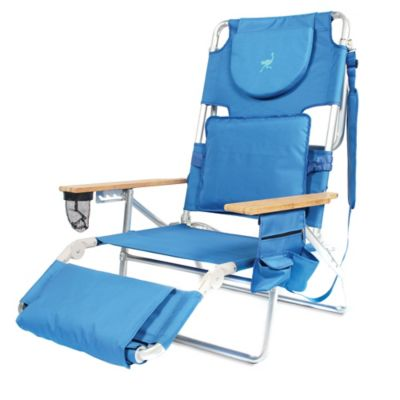 Ostrich 3in1 Deluxe Beach Chair  Bed Bath  Beyond